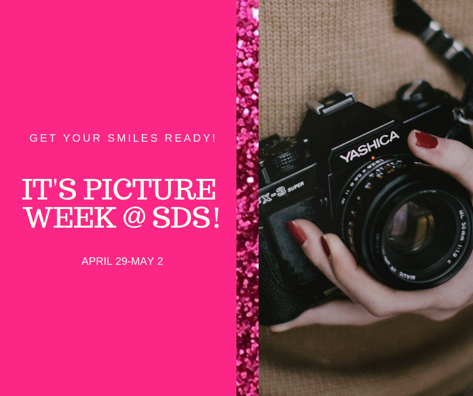 Picture Week Is Coming!